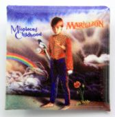 Marillion - 'Misplaced Childhood' Square Badge